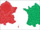 La France de la VO et celle de la VF : les cartes d'une fracture française