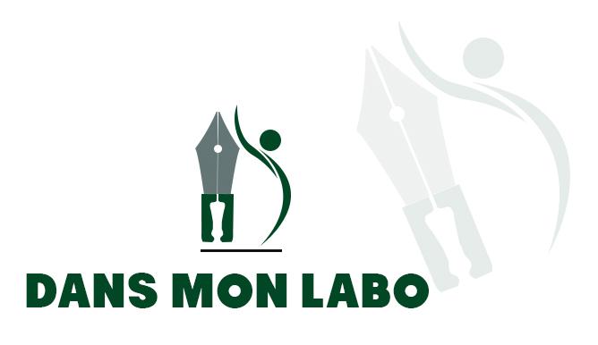 Le premier logo du designer pakistanais.